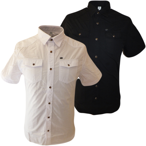 casual short sleeve shirt for men pink dsquared dress