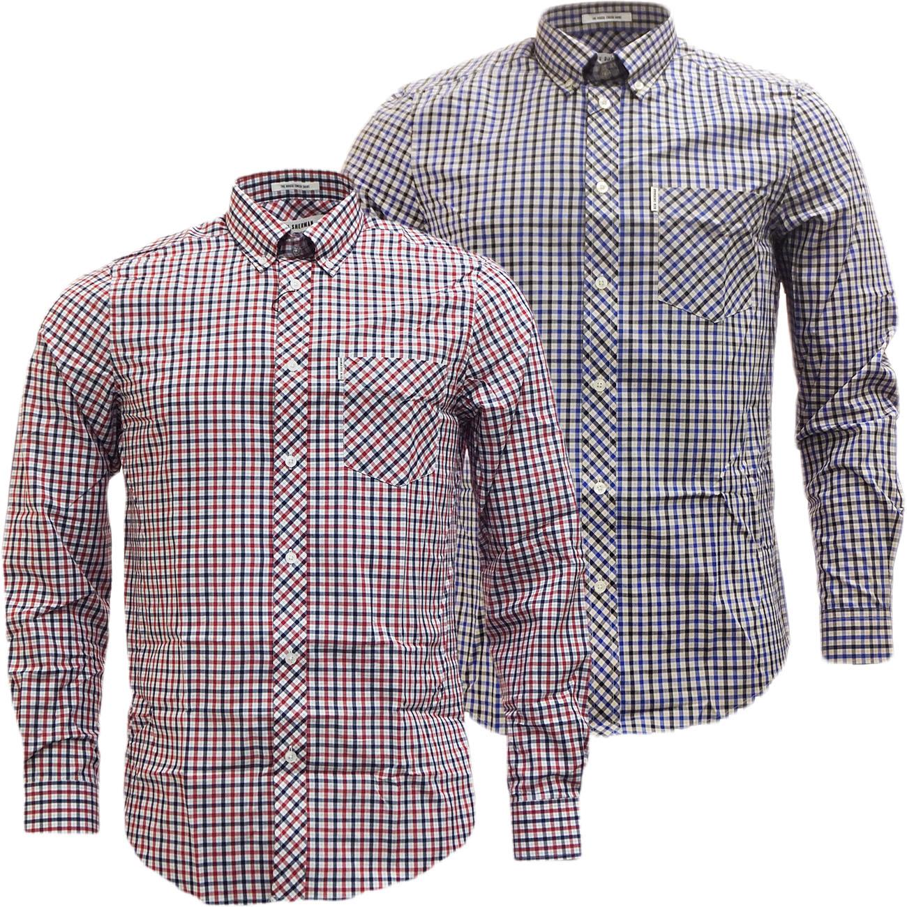 ben sherman shirt ebay