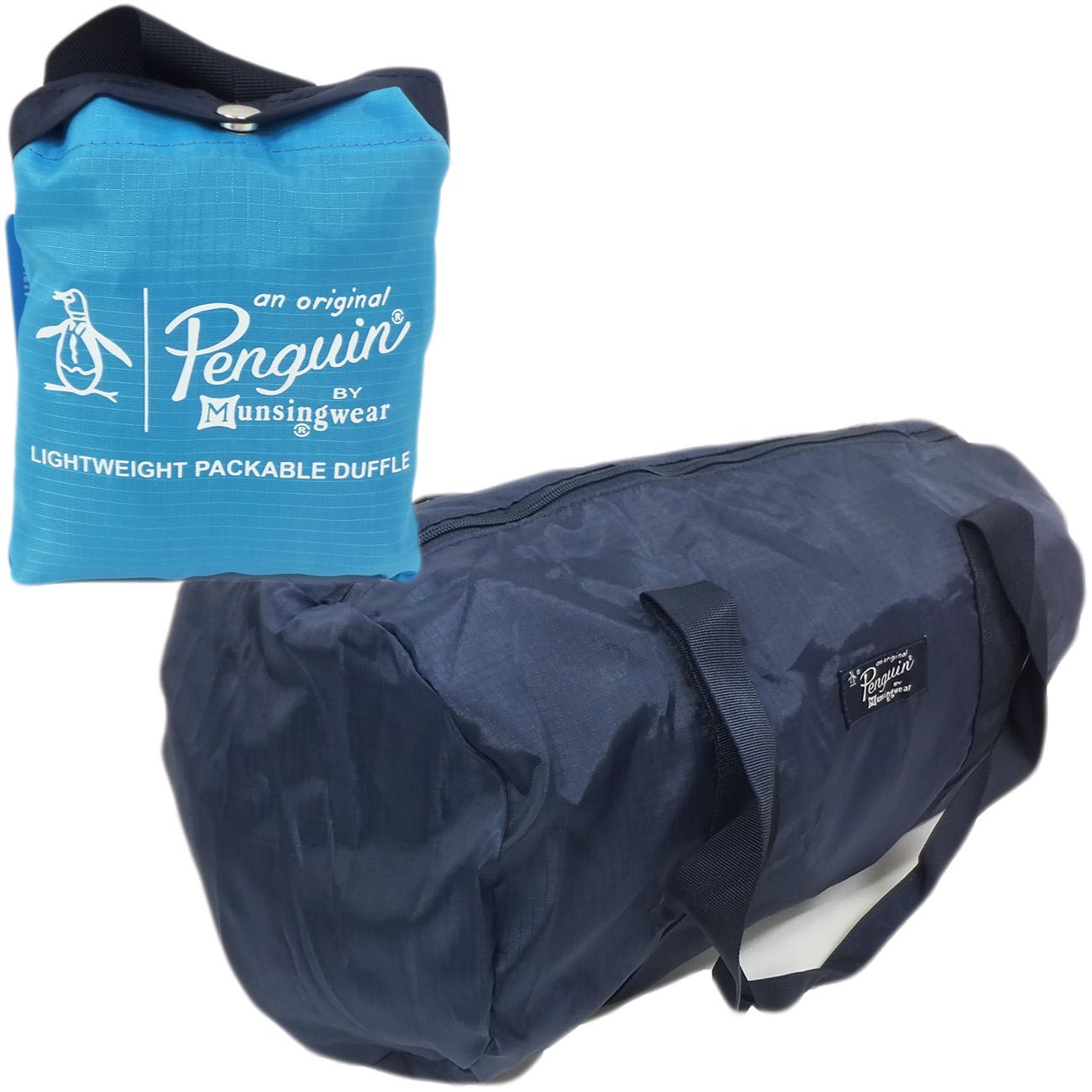 Original Penguin Barrel Bag - Packable Lightweight Travel Bag ...