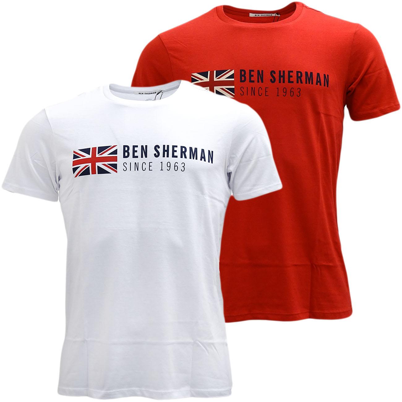 ben sherman tshirt mb12874 ebay