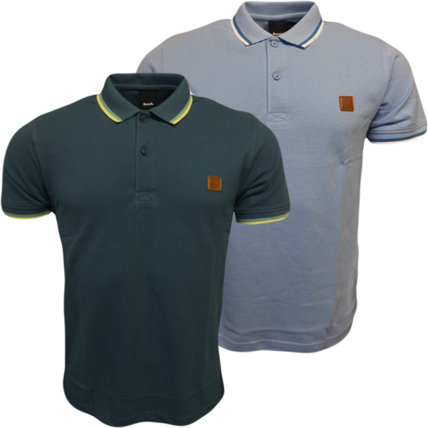 bench polo shirts plain