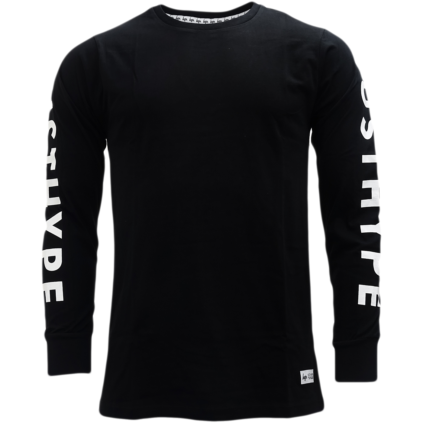 Long Shirt Design In Black Colour