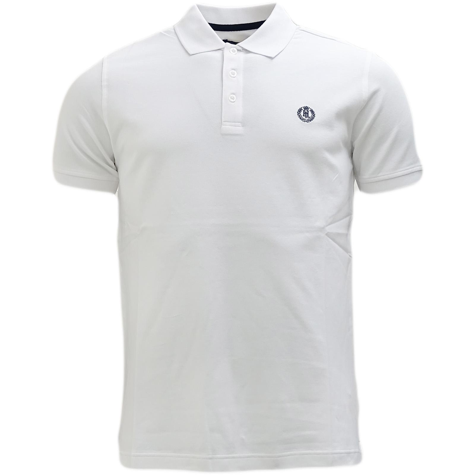 Cowes 18 Henri Lloyd Plain Stretch Polo Shirt