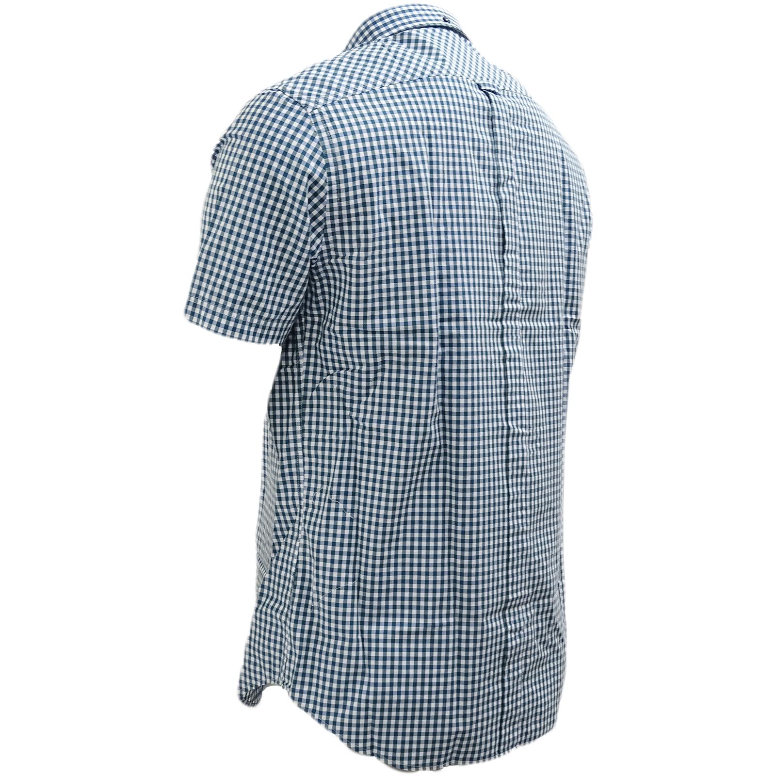 Ben Sherman Camicia Button Down Gingham Check 47949