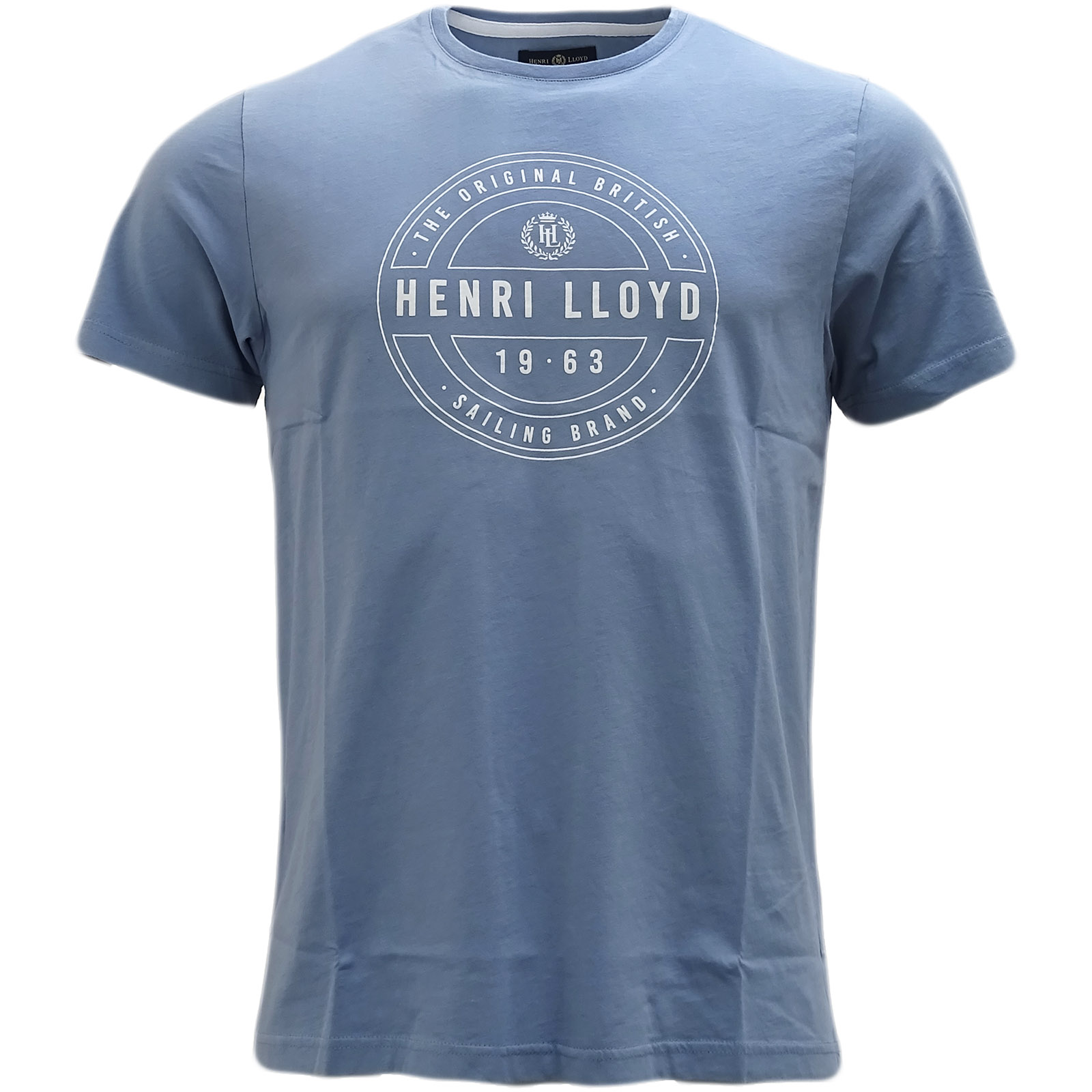Hurst Henri Lloyd Chest Logo T-Shirt