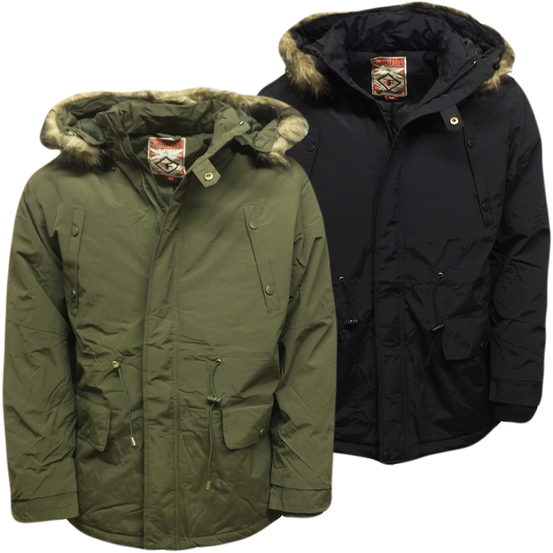Free shipping and returns on Men's Parka Coats & Jackets at rabbetedh.ga