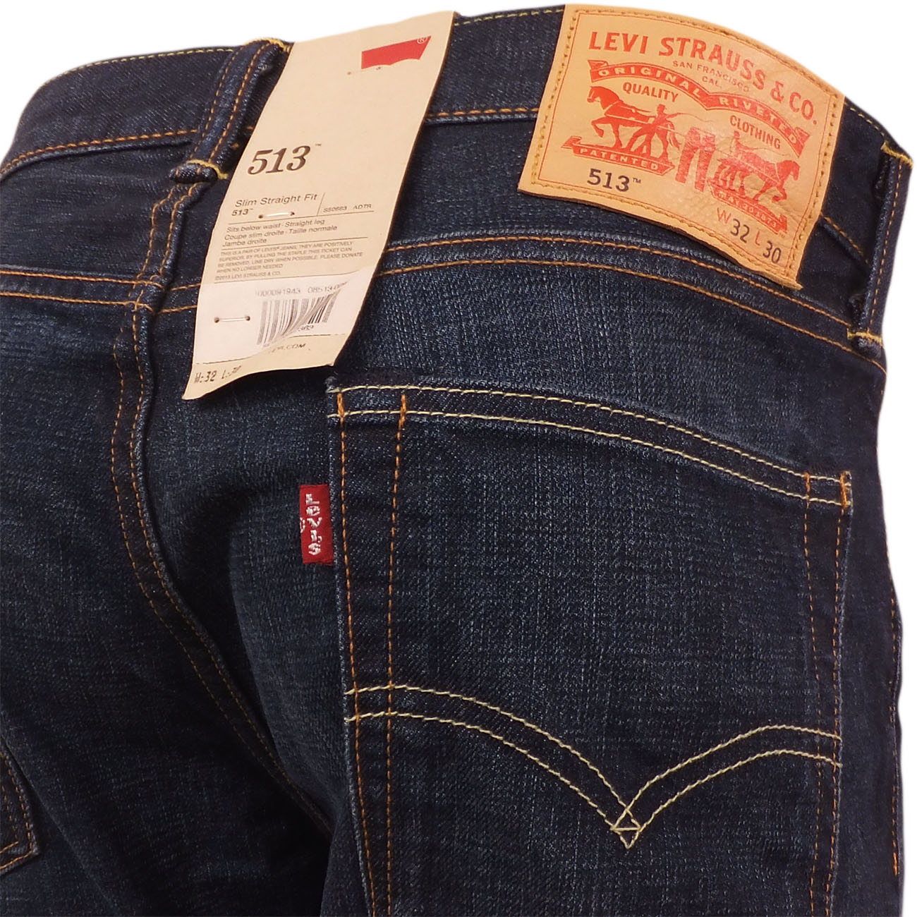 For the warmer months, Levi's® offers a great selection of women's denim shorts, ranging from cut-offs to Bermudas, and ankle-length jeans. Levi's® covetable ® Shorts are always a popular summer pick. Levi's® also carries an array of sizes to fit all body types.