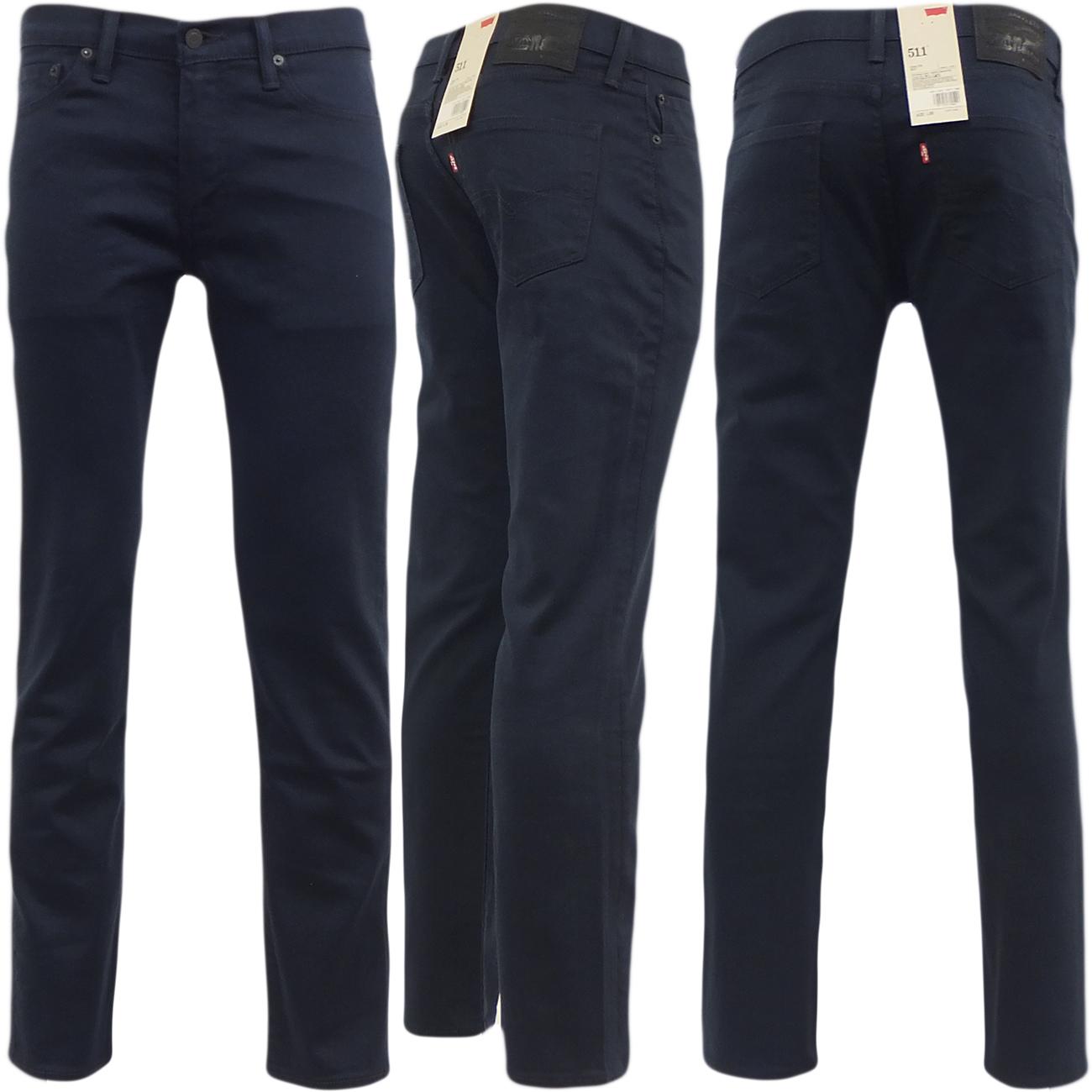 Levi slim straight jeans