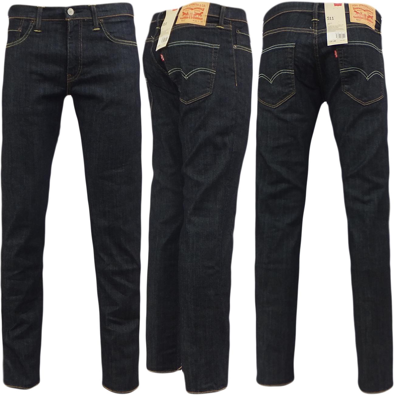 jeans levis 511 slim high def. Black Bedroom Furniture Sets. Home Design Ideas