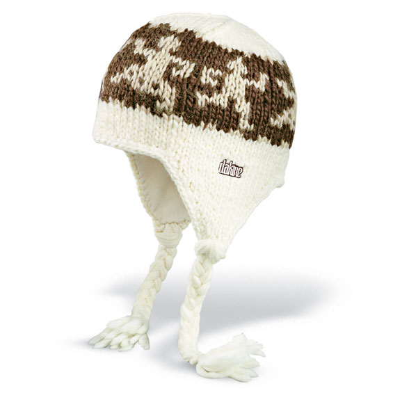 Product image of DaKine Skodi Womens Beanie Hat in Ivory
