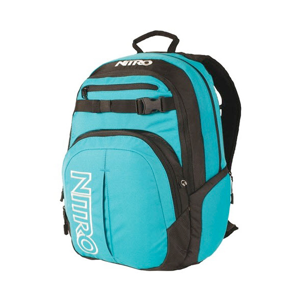 Nitro Chase back pack bag Snowboard Teal 2011