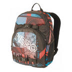 Nitro Striker backpack 2011 in Red