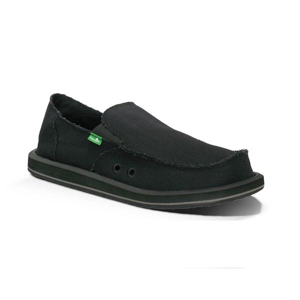 sanuk vagabond shoes sandals sidewalk surfer black ebay