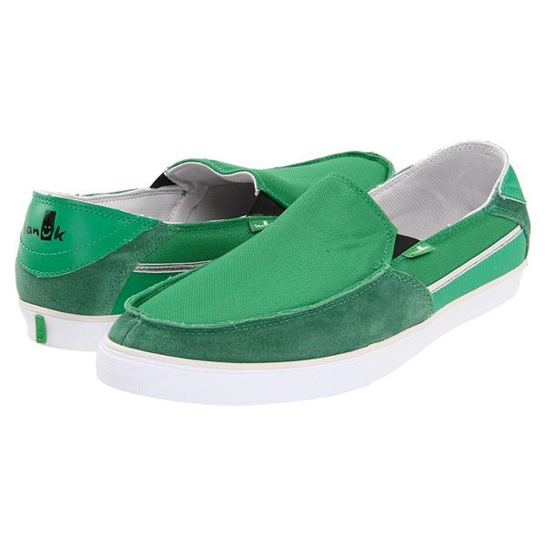 sanuk standard streaker mens shoes sidewalk sandal green