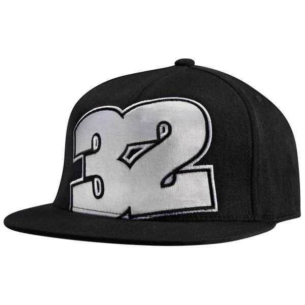 Product image of Thirtytwo Big Ups Cap Black Small Medium