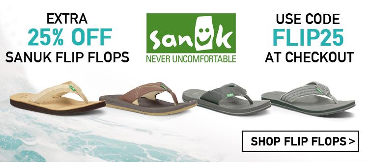 Sanuk Sale