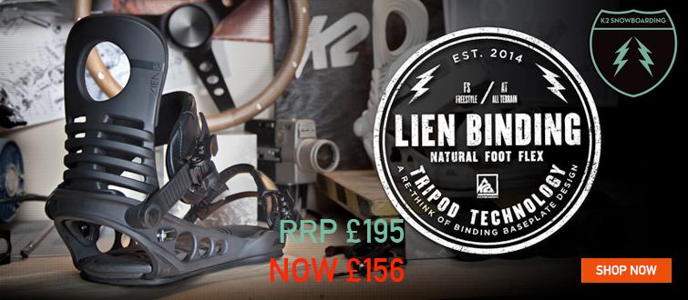 Lien Binding Sale