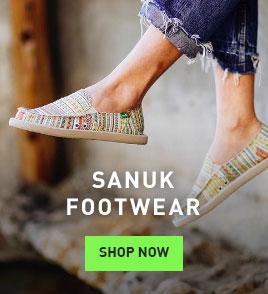Sanuk Footwear