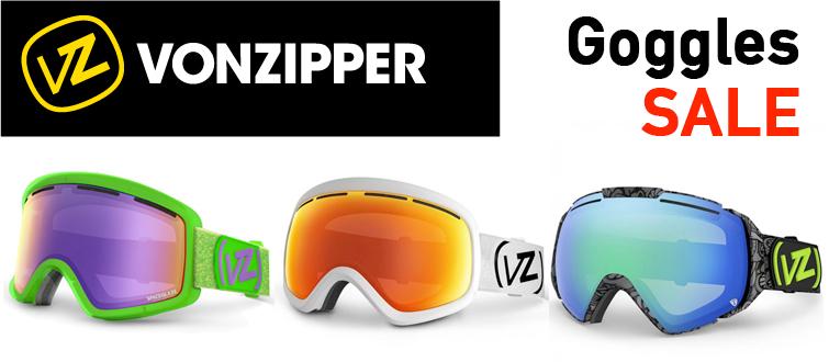 Von Zipper Sale