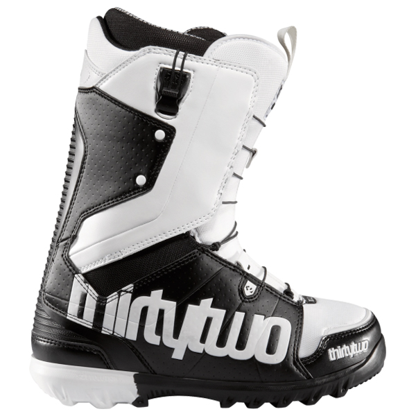 Thirtytwo 32 Lashed Fasttrack Snowboard Boots Black White