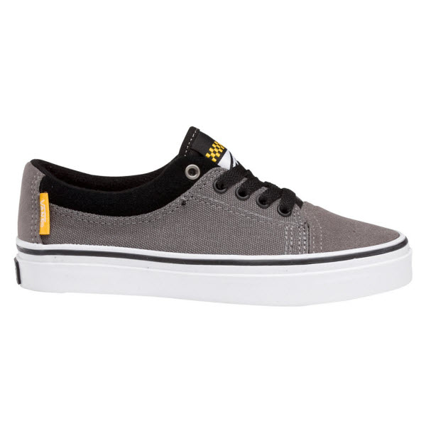 Vans Milo Skate Shoes in Grey Black