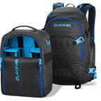 Dakine Sequence Photo Camera Pack Backpack Laptop Sleeve 33L Glacier 2015