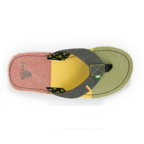 a66bddbe855 Buy rasta sandals   OFF43% Discounted
