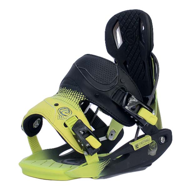 Bent Metal Snowboard Bindings