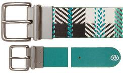 686 Womens Echo Reversible Belt Tool Snowboard Turquoise S/M