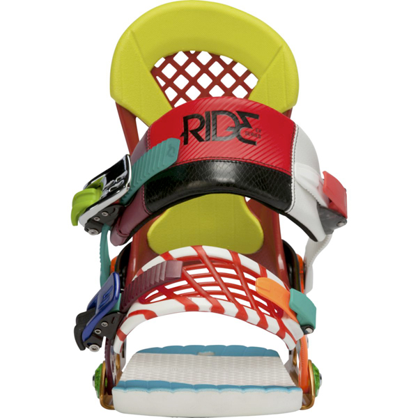 4b1be08a1f4c Ride EX Snowboard Bindings multi-coloured Franken New 2013 All ...