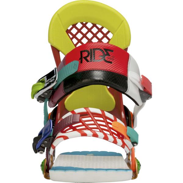 Ride EX Snowboard Bindings Multi-coloured Franken New 2013