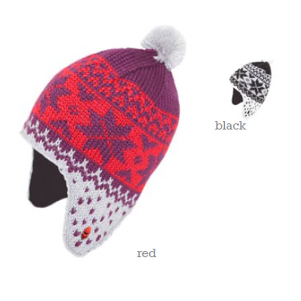 Product image of Ignite Kids Cream Peru Beanie Various Colours