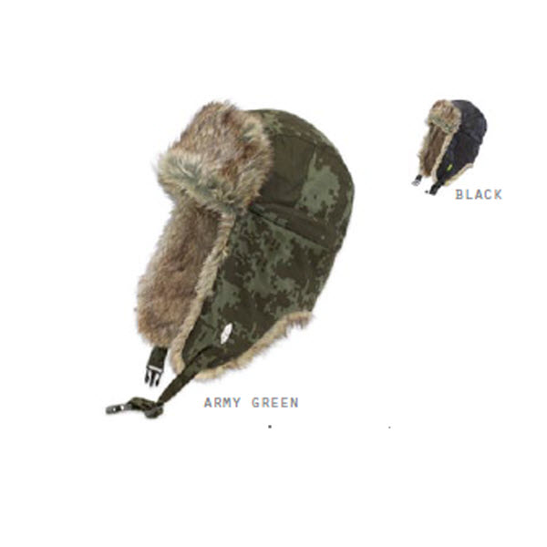 Product image of Ignite Kids  Huey Trapper Hat Quiled Faux Fur 2012