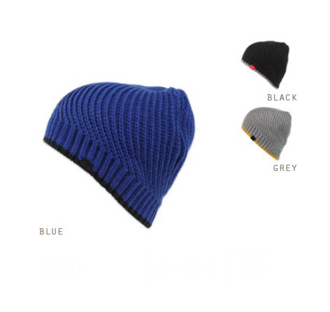 Product image of Ignite Twister Knit Beanie Various Colours autumn/winter 2012