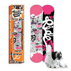 Ride Kids Starter Pack Board & Bindings 2013 Girls