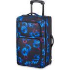Dakine Womens Carry On Roller 36L Wheeled Travel Bag Suitcase 2015 Blue Flowers