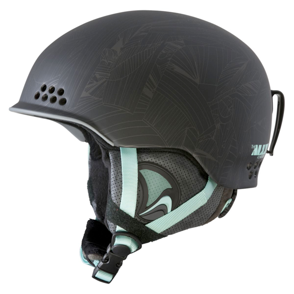 Product image of K2 Womens Ally Pro Ski Snowboard Audio Helmet 2014 in Black
