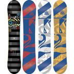K2 Lifelike Snowboard 2013 in Various Sizes