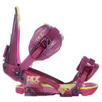 Ride Maestro Snowboard Bindings 2013 Maroon