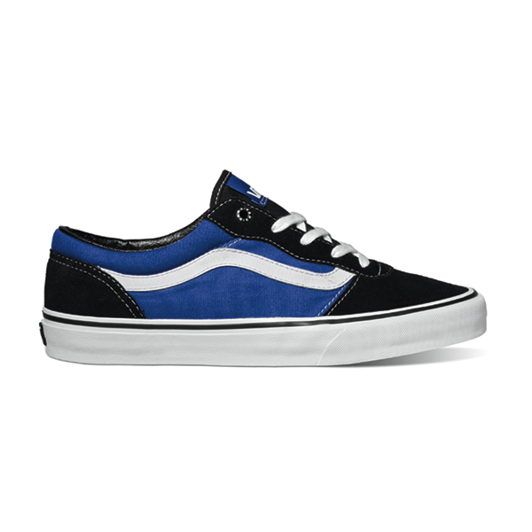 The gallery for --> Blue And Black Vans Shoes