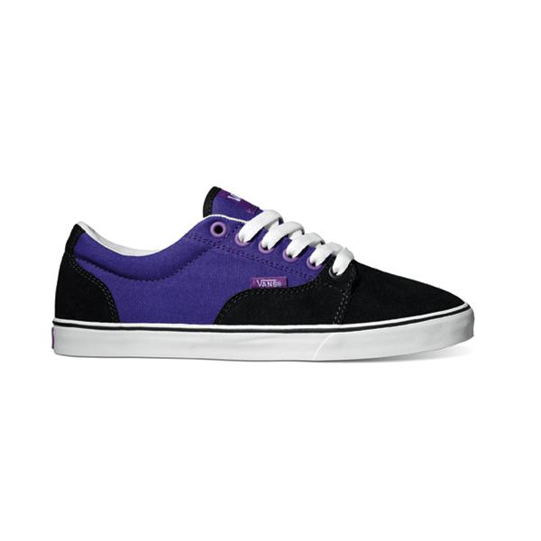 vans kress womens shoes new 2012 suede canvas black