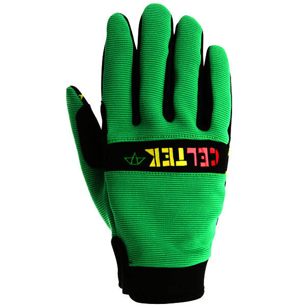 Celtek Misty Pipe Gloves Snowboard Ski New 2012 Green