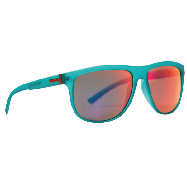 Product image of VonZipper Cletus Spaceglaze Sunglasses Teal Quasar Gloss 2013