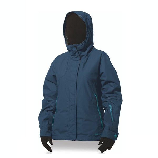 Product image of Dakine Womens Reign Jacket Blue Denim Ski Snowboard Small