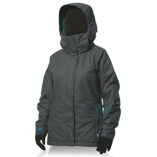 Product image of Dakine Womens Sapphire Jacket Gunmetal Small