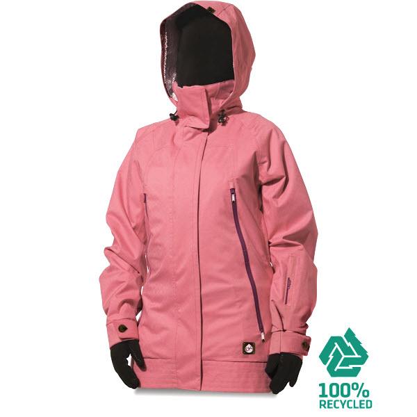 Product image of Dakine Womens Jade Jacket Blush Pink Ski Snowboard Small