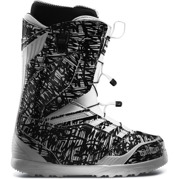 Product image of ThirtyTwo Lashed FastTrack Snowboard Boots 2013 in White