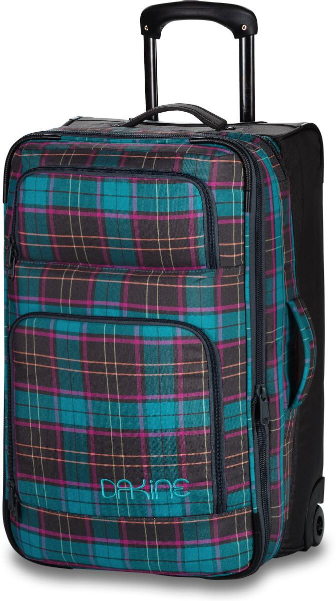 Dakine Over Under Wheeled Bag Suitcase 49L Travel Bag Sanibel 2015