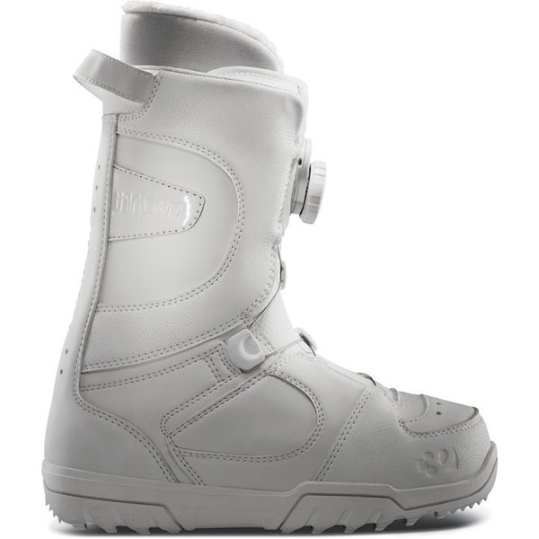 32 ThirtyTwo STW Boa Womens Snowboard Boots 2013 in White