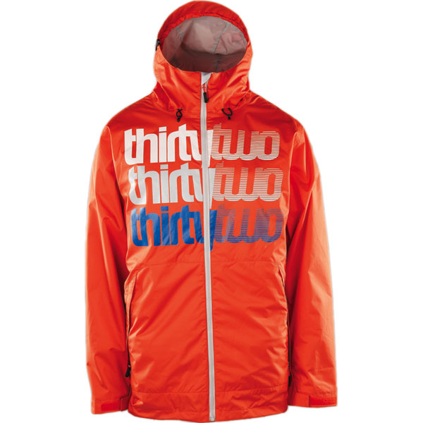 Product image of Thirtytwo Shakedown Insulated Snowboard Jacket Orange